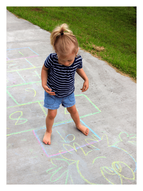 sommaraktiviteter, barnpyssel, barnaktiviteter, göra en egen hoppa hage