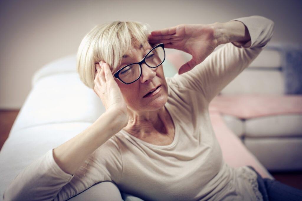 symptom migrän, tecken migränanfall, migrän symtom