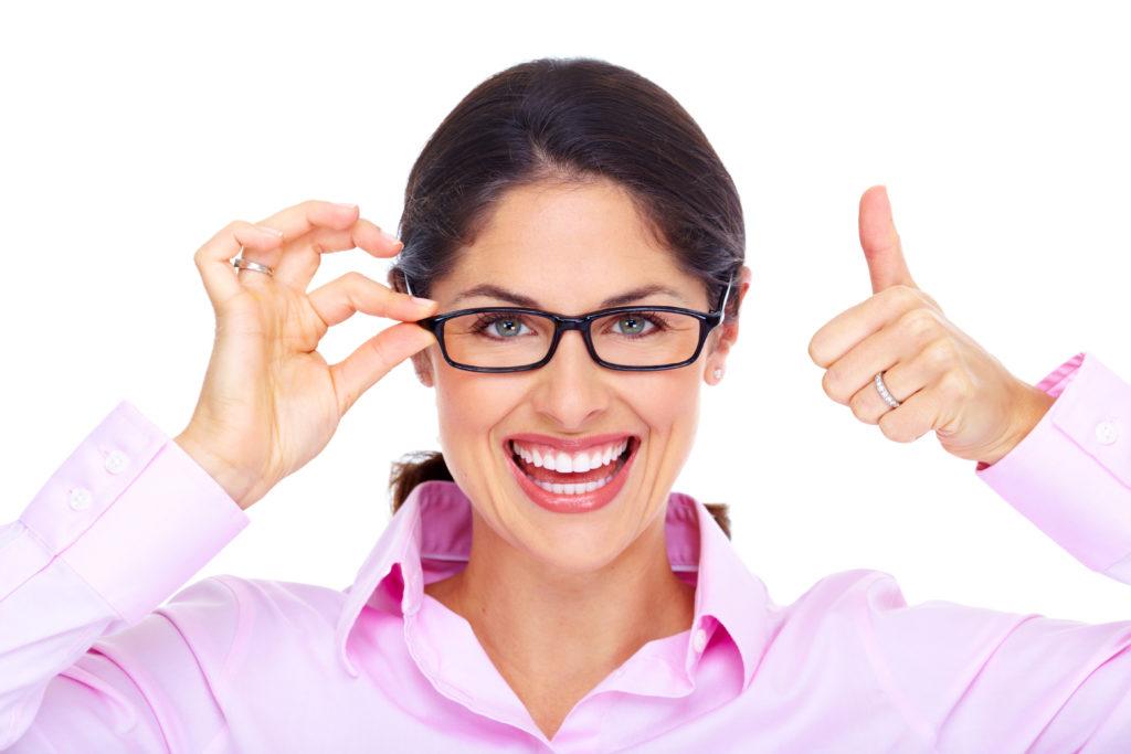 forskning om glasögon