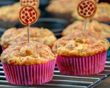 recept, recept för barn, barnrecept, baka med barn, laga mat med barn, pizza, pizzor, muffins, pizzamuffins