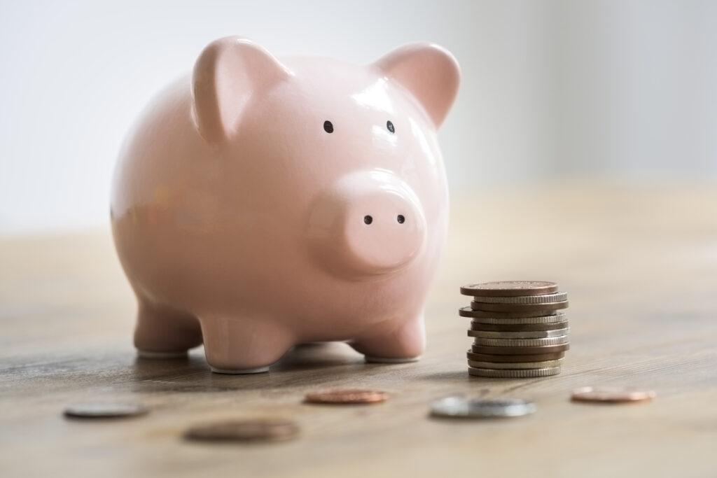 minskade utgifter, spara pengar