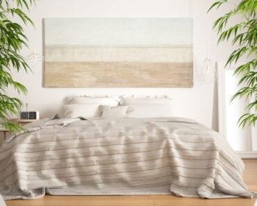 harmoniskt sovrum