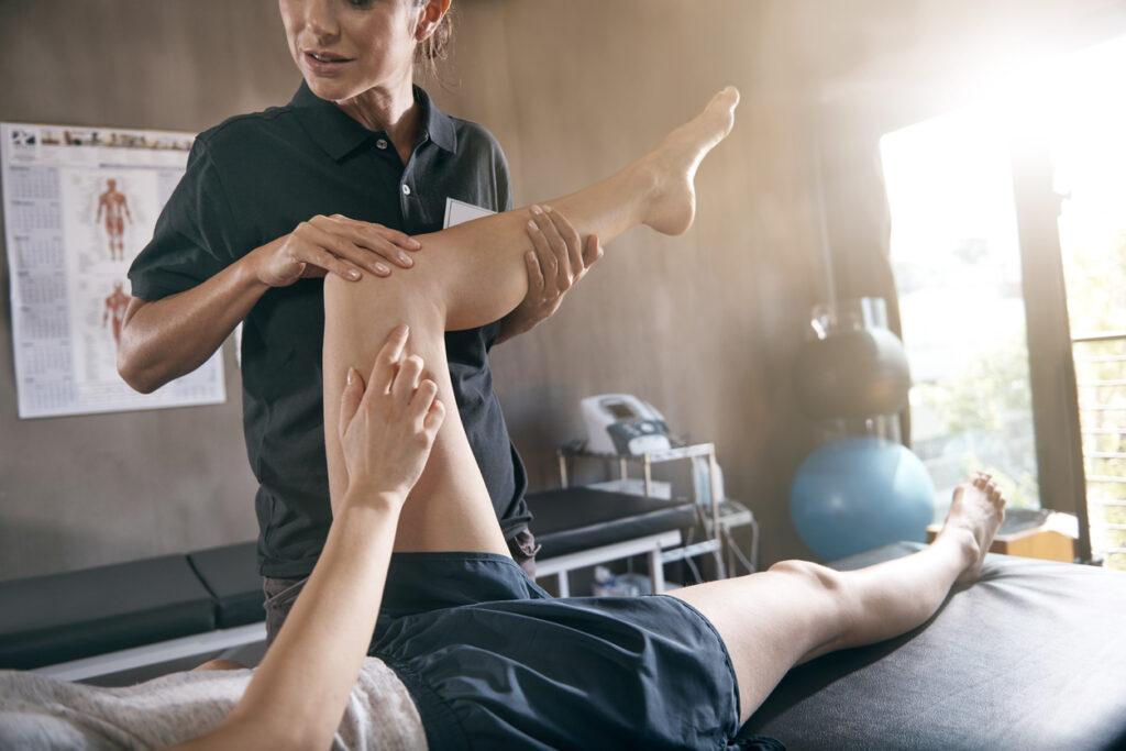 hitta fysioterapeut
