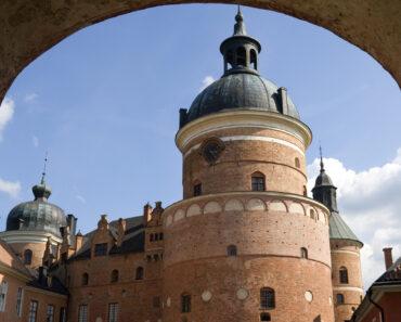 vackra slott i Sörmland