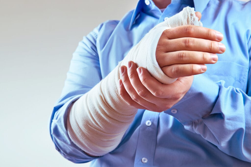 teckna olycksfallsförsäkring