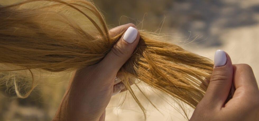 huskurer mot torrt hår
