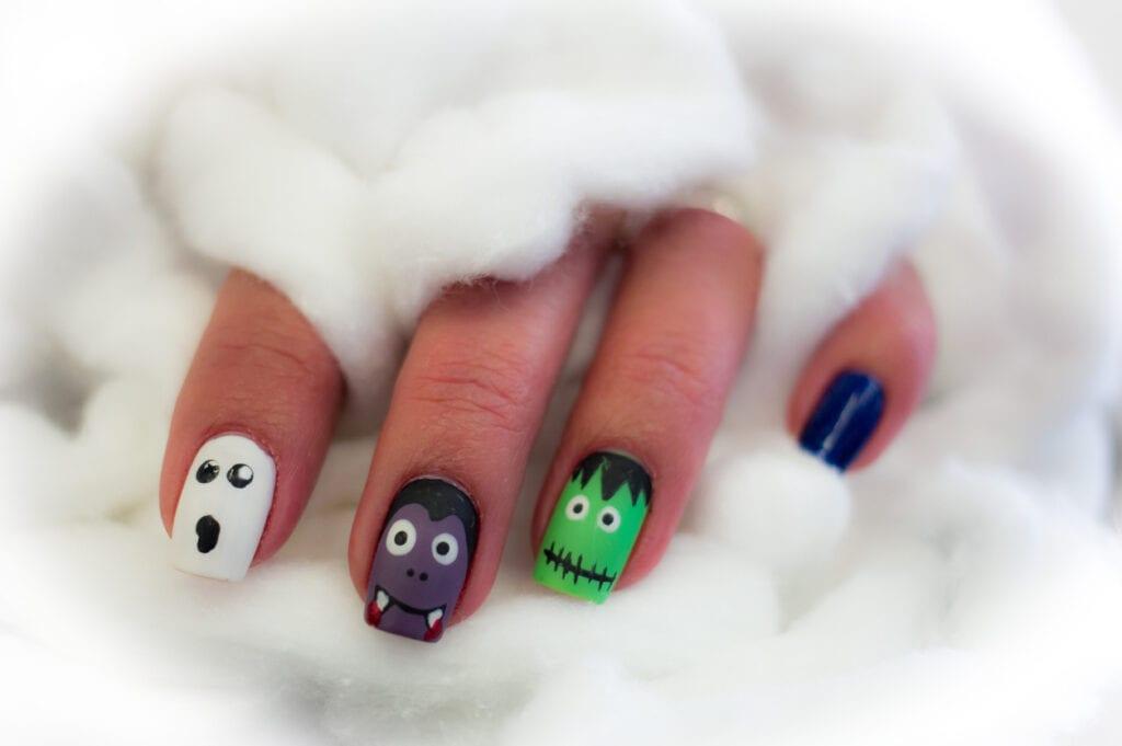 tips måla naglarna
