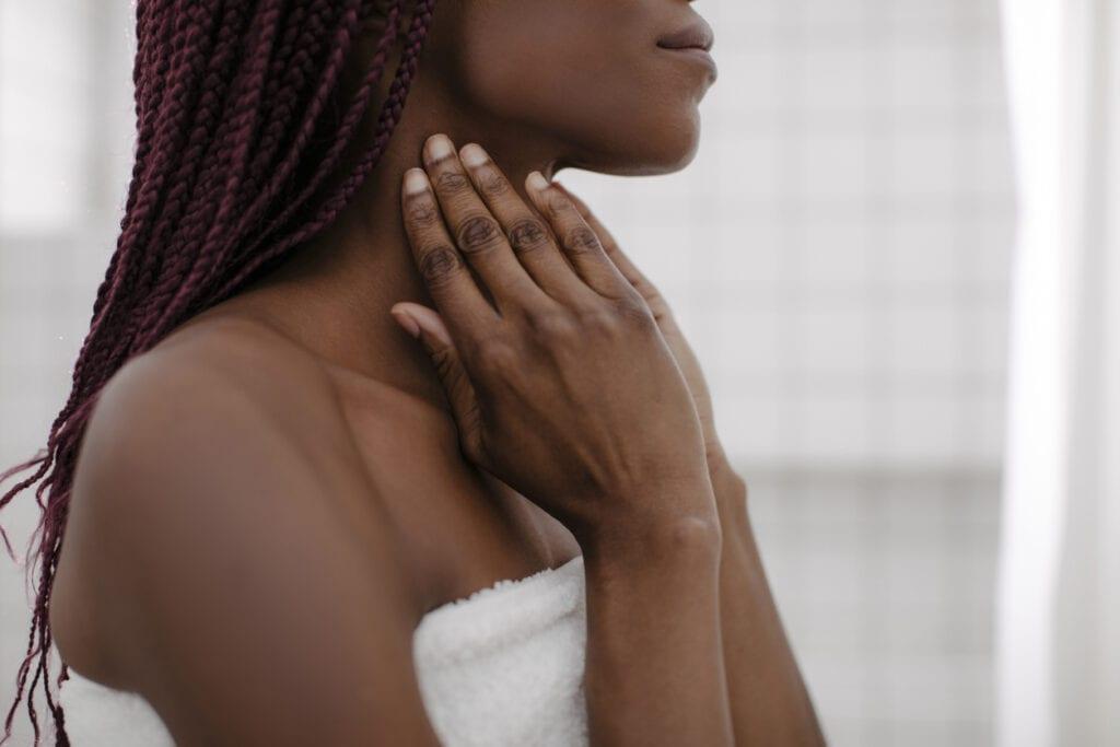 sätt att ge dig själv ansiktsmassage